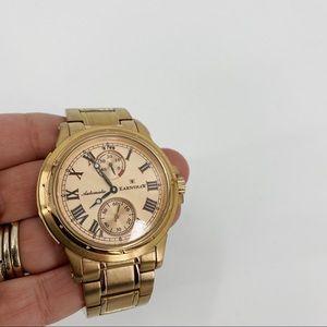 Thomas Earnshaw rose gold ladie's watch